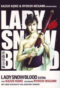 Hier klicken, um das Cover von Lady Snowblood: Extra zu vergrößern