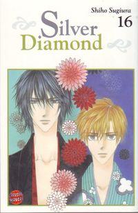Hier klicken, um das Cover von Silver Diamond 16 zu vergrößern