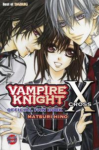 Hier klicken, um das Cover von Vampire Knight: X (Official Fan Book) zu vergrößern