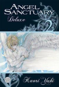 Hier klicken, um das Cover von Angel Sanctuary Deluxe 2 zu vergrößern