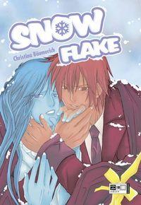 Hier klicken, um das Cover von Snow Flake zu vergrößern