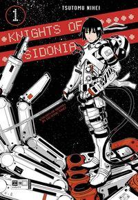 Hier klicken, um das Cover von Knights of Sidonia 1 zu vergrößern