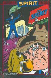 Hier klicken, um das Cover von Spirit Archiv 7 Luxus zu vergrößern