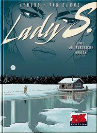 Hier klicken, um das Cover von Lady S. 3: 59 � noe~rdliche Breite zu vergrößern
