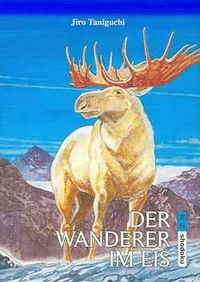 Hier klicken, um das Cover von Der Wanderer im Eis zu vergrößern