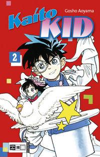 Hier klicken, um das Cover von Kaito Kid 2 zu vergrößern