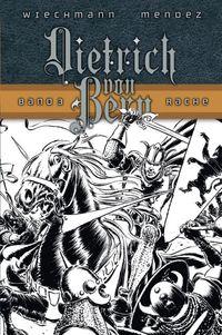 Hier klicken, um das Cover von Dietrich von Bern 3: Rache zu vergrößern
