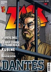 Hier klicken, um das Cover von ZACK 136 (Nr. 10/2010) zu vergrößern