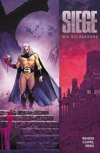 Hier klicken, um das Cover von The Siege - Die Belagerung 2 (von 4) zu vergrößern