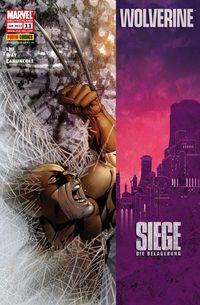 Hier klicken, um das Cover von Wolverine 11 zu vergrößern