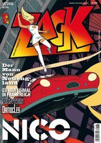 Hier klicken, um das Cover von ZACK 138 (Nr. 12/2010) zu vergrößern