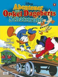 Hier klicken, um das Cover von Onkel Dagoberts Schatztruhe 9 zu vergrößern