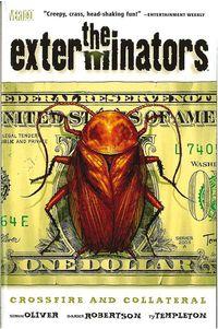 Hier klicken, um das Cover von Exterminators 4 (von 5): Kollateralschaden zu vergrößern