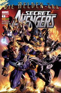 Hier klicken, um das Cover von Secret Avengers 1 zu vergrößern