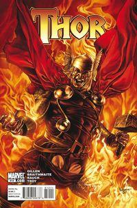 Hier klicken, um das Cover von Thor 9 zu vergrößern