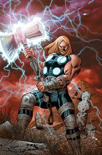 Hier klicken, um das Cover von Ultimate Thor zu vergrößern