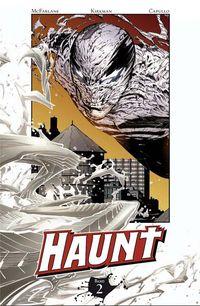 Hier klicken, um das Cover von Haunt 2 zu vergrößern