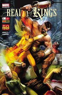 Hier klicken, um das Cover von Realm of Kings 2 zu vergrößern