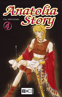 Hier klicken, um das Cover von Anatolia Story 4 zu vergrößern