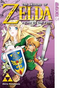 Hier klicken, um das Cover von The Legend of Zelda 9: A Link to the past zu vergrößern
