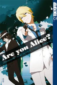 Hier klicken, um das Cover von Are you Alice? 1 zu vergrößern