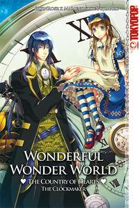 Hier klicken, um das Cover von Wonderful Wonder World: The Clockmaker zu vergrößern