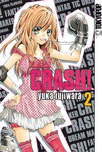 Hier klicken, um das Cover von Crash! 2 zu vergrößern