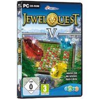 Hier klicken, um das Cover von Jewel Quest V: The Sleepless Star [PC] zu vergrößern