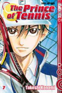 Hier klicken, um das Cover von The Prince Of Tennis 7 zu vergrößern