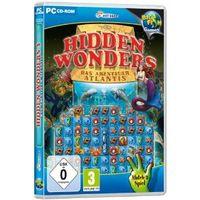 Hier klicken, um das Cover von Hiddden Wonders III: Das Abenteuer Atlantis [PC] zu vergrößern