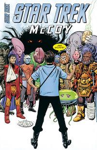 Hier klicken, um das Cover von Star Trek 5: McCoy zu vergrößern