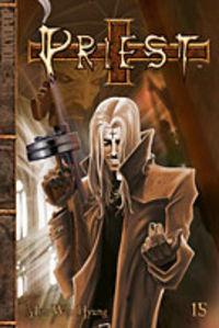Hier klicken, um das Cover von Priest 15 zu vergrößern