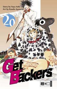 Hier klicken, um das Cover von Get Backers 20 zu vergrößern