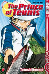 Hier klicken, um das Cover von The Prince Of Tennis 8 zu vergrößern