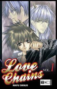 Hier klicken, um das Cover von Love Chains 01 zu vergrößern