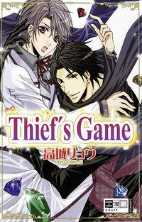 Hier klicken, um das Cover von Thief's Game zu vergrößern