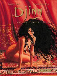 Hier klicken, um das Cover von Djinn Sammelband - Erster Zyklus zu vergrößern