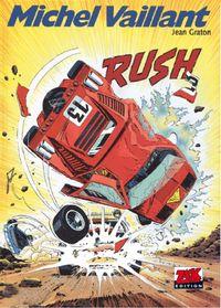 Hier klicken, um das Cover von Michel Vaillant 22: Rush zu vergrößern