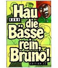 Hier klicken, um das Cover von Hau die Bae~sse rein, Bruno! zu vergrößern