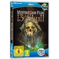 Hier klicken, um das Cover von Mystery Case Files: 13th Skull [PC] zu vergrößern