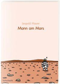 Hier klicken, um das Cover von Mann am Mars zu vergrößern