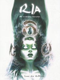 Hier klicken, um das Cover von Ria 1: Same der Hoffnung Oversize Edition zu vergrößern