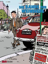 Hier klicken, um das Cover von Die Abenteuer von Jacques Gibrat 1 VZA: Die Bande der Weindiebe  zu vergrößern