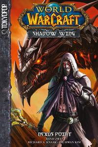 Hier klicken, um das Cover von WarCraft - Shadow Wing: Nexus Point zu vergrößern