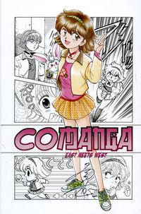 Hier klicken, um das Cover von CoManga - East meets West zu vergrößern