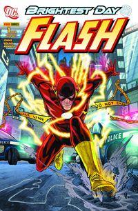Hier klicken, um das Cover von Flash 1: Brightest Day zu vergrößern