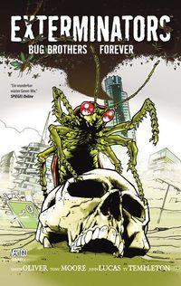Hier klicken, um das Cover von Exterminators 5 zu vergrößern