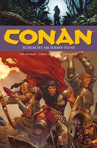 Hier klicken, um das Cover von Conan 16: Schlacht am Ilbars-Fluss zu vergrößern
