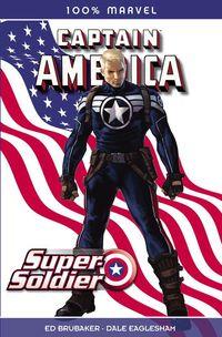 Hier klicken, um das Cover von 100% Marvel 57: Captain America - Super-Soldier zu vergrößern
