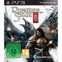 Hier klicken, um das Cover von Dungeon Siege III [PS3] zu vergrößern